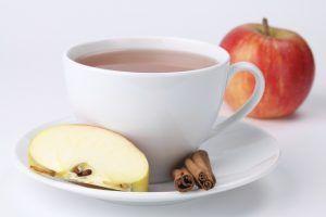 infusion de manzana y canela