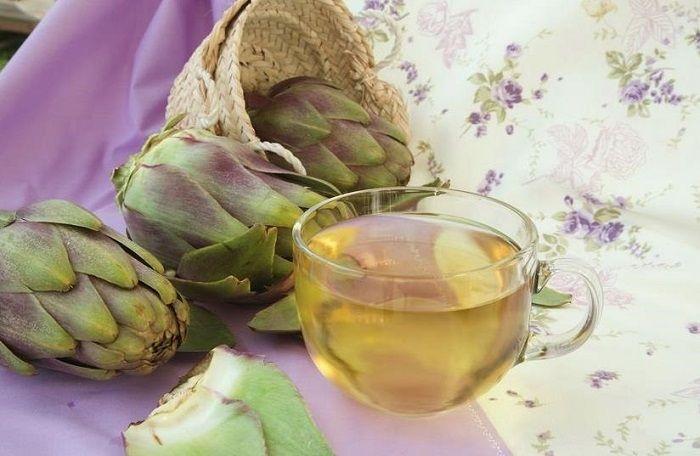 infusion de alcachofa