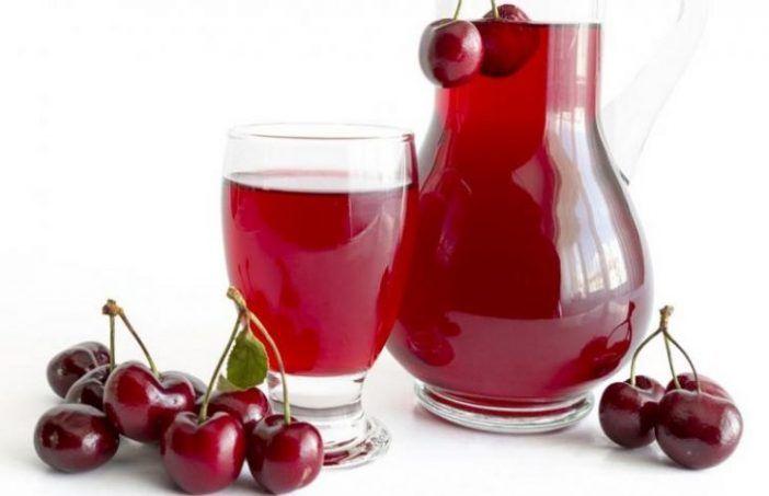 infusion de rabos de cereza