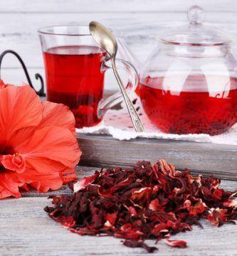infusion de hibisco