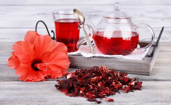 infusion de hibisco