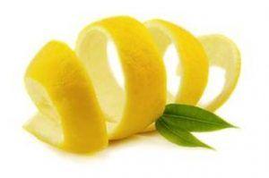 piel de limón