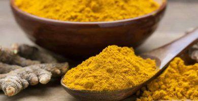 Aceite esencial de curcuma