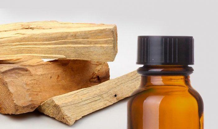 aceite esencial de palo santo