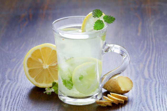 beneficios jengibre y limon
