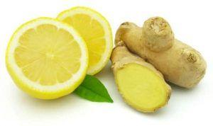 infusiones jengibre y limon