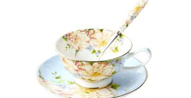 taza de te vintage