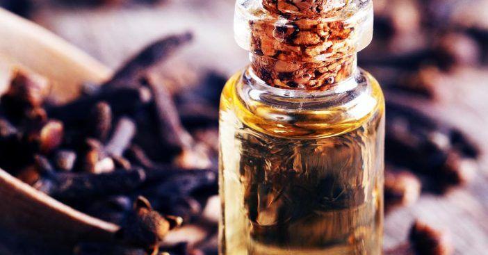 propiedades aceite de clavo