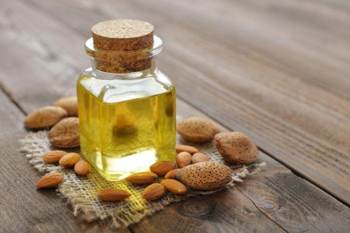 aceite esencial de almendras