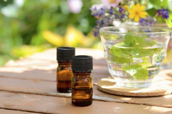 aceites esenciales ambientar hogar