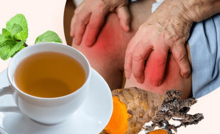 infusiones para artritis